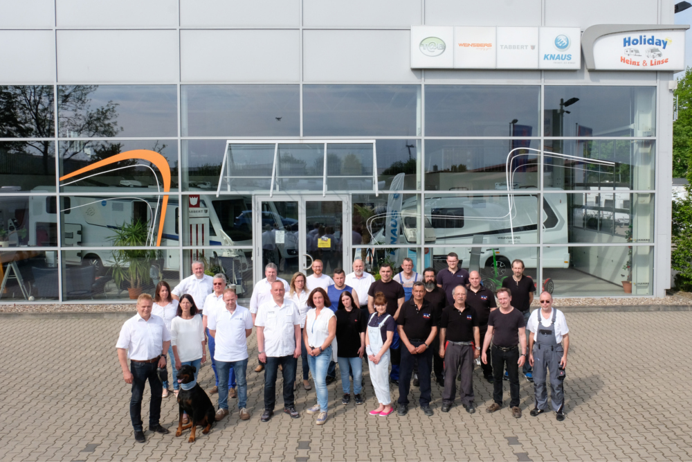 Holiday Heinz & Linse - Unser Team